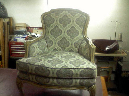 at Furniture Reupholstery Los Angeles